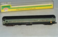 N Scale Model Power Custom Detailed Canadian National Club Observation End Car