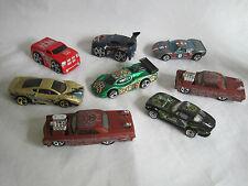 8 Hot Wheels Cars Dodge Ram Chevy Impala Ford GT Stingray Super Monkey Ball