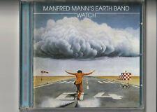 MANFRED MANN'S EARTH BAND - WATCH Remastered + 4 Bonus Tracks CD ! Mighty Quinn