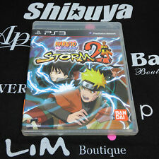 PS3 Game Naruto Shippuden: Ultimate Ninja Storm 2 USED