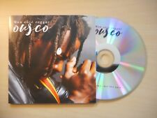 OUSCO : MON COTE REGGAE *PROMO* [ CD ALBUM ]