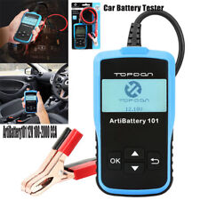 Topdon Car Battery Load Cranking Tester12V Auto Vehicle Analyzer Diagnostic Tool