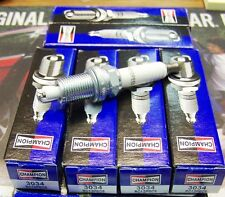 Champion #3034 RC12PEC5 (1) Package of 6 Spark Plugs  NEW IN BOX