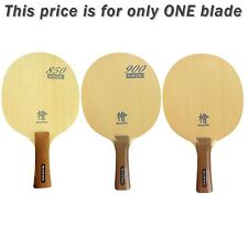 Sanwei H10 (HINOKI 1PLY WOOD) Table Tennis Blade Long Shakehand FL