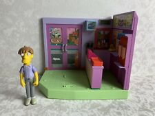 The Simpson's Interactive Environment, Krusty Burger w/Pimply Faced Teen, Used