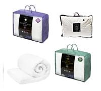 Deluxe Duck/Goose Feather Duvet or Pillows Quilt 13.5 Tog Comfotable Bedding New
