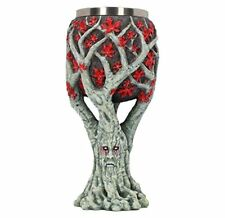 Game of Thrones Weirwood Tree Goblet 18cm - Collectable Hand-Painted Mug