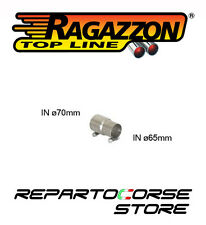 RAGAZZON MANICOTTO 601004180 VW GOLF VI 6 2.0 GTI TSI 155kW 211 CV ø70mm 09->
