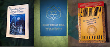 Lot of 3 Classic Magick Books Alchemy metaphysical occult William Gray