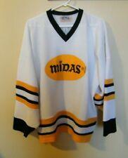 Midas / Yellow Head Glass / Alpha / Hockey Jersey.