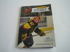 2013/14 OHL Erie Otters Pocket Schedule***Connor McDavid***