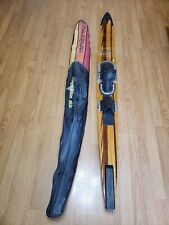 Vintage Maherajah Water Ski Slalom With Original Carrier Bag