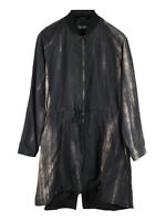 Christopher Raeburn allover print long coat