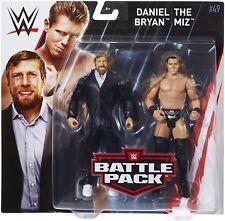 WWE Pack de lucha SERIE 49 - DANIEL BRYAN Y LA miz