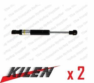 2 x KILEN REAR AXLE BOOT / CARGO GAS SPRING SET GENUINE OE QUALITY - 422065