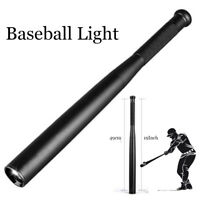 50000ml Baseball Bat LED Police Flashlight T6 Flashlight Torch 4*AA Battery