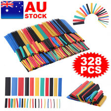 AU 530 pcs Heat Shrink Tubing Tube Assortment Wire Cable Insulation Sleeving Kit
