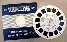 Vintage Viewmaster - Sawyer's Single Reel 1665 San Remo Italy - Circa 1957