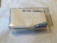 SM-666 Dynamic Noise Reduction Unit Sound Master Electronics New Old Stock VTG