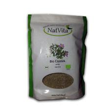 Cistus Incanus Tea 100% BioOrganique Hebrs BIO Certified Czystek Detox Tea 500g