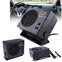 Car DC 12V 150W/300W Ceramic Heating Cooling Dryer 2 in1 Fan Defroster Demister