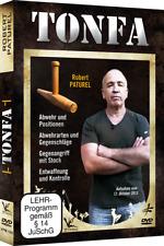 Tonfa - Robert Paturel DVD für Polizei, Security, Sicherheitskräfte & Kampfkunst