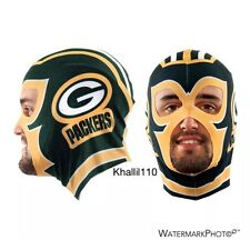NFL Green Bay Packers Fan Mask