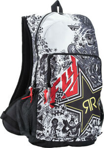 NEW  FLY RACING JUMP ROCKSTAR BACKPACK FREE SHIP MX ATV BMX FREESTYLE STREET