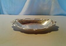 13' X 8' Orleans Internation Silver Company # 6519 Candy Dish