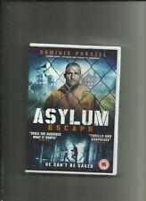 Asylum Escape .  DVD / NEW.