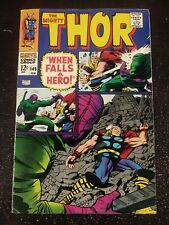 The Mighty Thor #149, Origin of Black Bolt and the Inhumans (Marvel 1968)