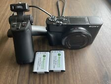 Sony RX100 V Digital Camera With Shooting Grip Kit Bundle