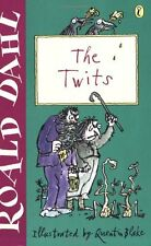 The Twits By  Roald Dahl, Quentin Blake. 9780141311388