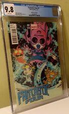 🔴 Fantastic Four #1 CGC 9.8 Skottie Young Variant MARVEL