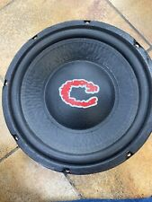 """Crunch USA P12454 Power One 12"""" Subwoofer"""