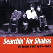 Searchin 'For Shakes Swedish Beat 1965-1968 Mascots Boot Jacks namelosers RAR NEW