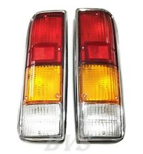 TAIL LIGHT LAMP FOR ISUZU KB 21 CHEVROLET LUV YEAR BEFORE 1980 NEW PAIR LH&RH