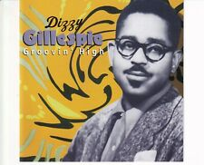CD DIZZY GILLESPIEgroovin high1997 new (B5527)