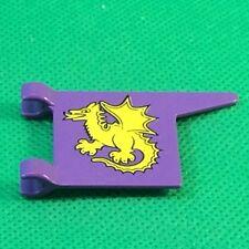 Playmobil RITTER Castillo Caballero bandera bandera banderín 3669 # 3-71