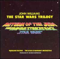 Various Artists - Star Wars Trilogy (Original Soundtrack) [New CD]