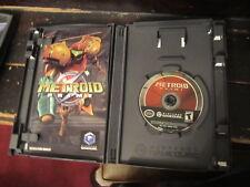 Metroid Prime (Nintendo GameCube, 2004) COMPLETE TESTED