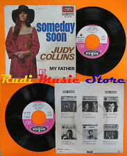 LP 45 7'' JUDY COLLINS Someday soon My Father 1968 france VOGUE cd mc dvd