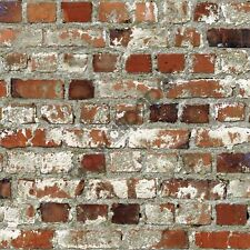 Muriva Wallpaper 102538 - Loft Brick Theme NEW!