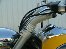 "Suzuki Boulevard M50 handlebar risers  2"" fluted design FITS ALL YEARS!"