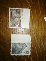 Europa  cept andorre bord de feuille 1978 cote 27 euros