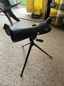 Zennox Monocular Spotting Scope telescope 20-60x60 With Tripod For 45 Degree