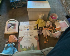 Angelina Ballerina Starter Set Outfits Accessories Doll Mouse Books Rare 2000