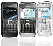 Original Nokia  E71 QWERTY Keypad with Battery & Charger & Box