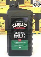 OLIO TRASMISSIONI AUTO E MOTO EPOCA BARDAHL CLASSIC GEAR OIL SAE 90 API GL-1