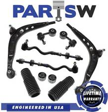 10 Pc Suspension Kit For BMW Lower Control Arm & Ball Joint, Stabilizer Bar Link